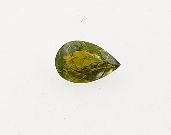 Turmalina Verde 0,51 Ct 100% Natural F-3133