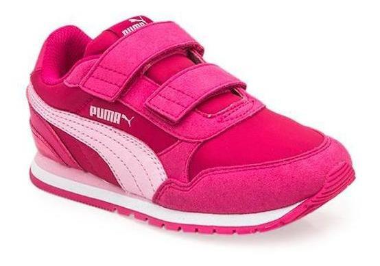 Zapatilla Puma St Runner V2 Kids 368357-12