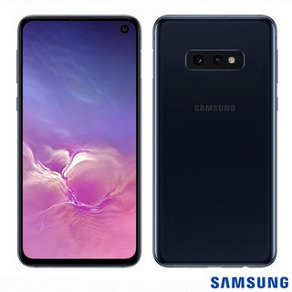 Samsung Galaxy S10e Preto,8 4g 128 Gb 12 Mp+ 16mp Smg970fz