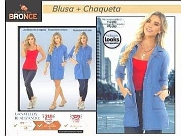 Vestido + Blusa Roja Talla M