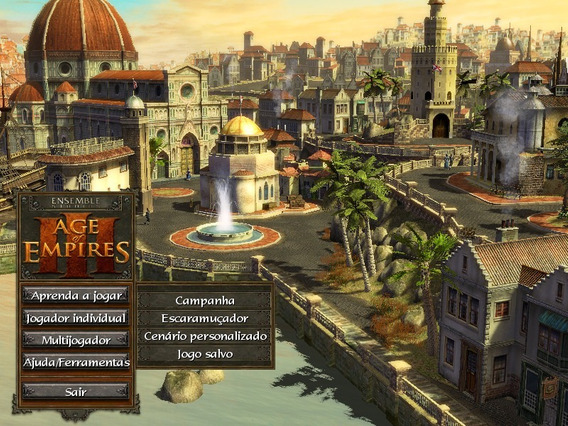 Age Of Empires 3 Dublado E Legendado Em Português Pc