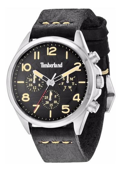 Relógio Timberland Multifunções Tbl14844js02 Bartlett Ii