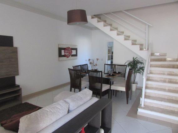 Casa Residencial Para Locação No Condomínio Porto Seguro Em Itu. - Ca6050