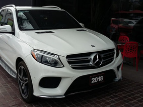 Mercedes-benz Clase Gle 4.7 Suv 500 Biturbo At 2018