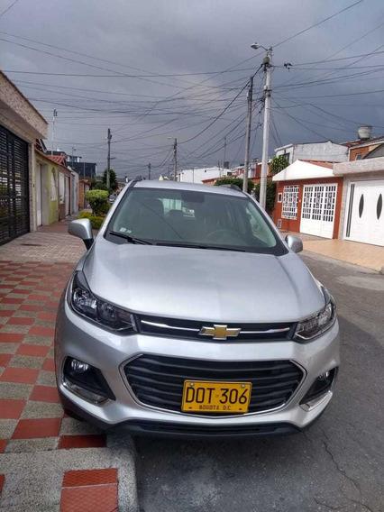 Chevrolet Tracker Modelo 2017 Cara Nueva