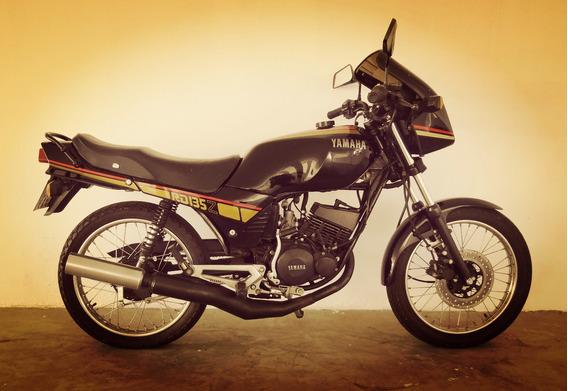 Yamaha Rd 135 Z