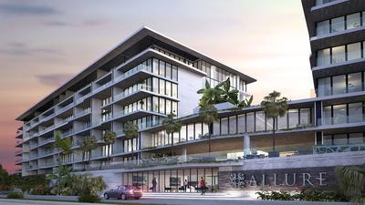 Desarrollo Allure Ocean Front Luxury Condos