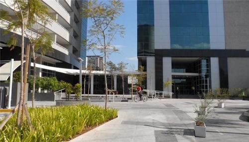 Espaco Empresarial Nacoes Unidas - Salas Comerciais Na Chacara Santo Antonio | Npi Imoveis. - V-4972