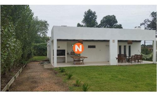 Casa En Venta Y Alquiler, El Chorro, Manantiales, 2 Dormitorios.- Ref: 209274