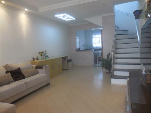 Imagem 1 de 19 de Sobrado, 180m², 02 Vagas, Venda, Vila Emir - Reo561009