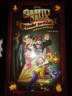 Gravity Falls Leyendas Perdidas