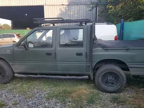 Isuzu Pick-up 1995 2.3 Aa D/c 4x4 Gnc