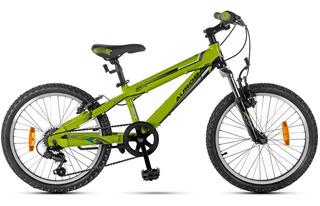Bicicleta Juvenil Aurora / 20 Asx / Mtb / Aluminio Shimano