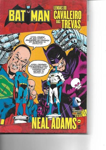 Batman Lendas Do Cavaleiro Das Trevas Neal Adams Nº 1