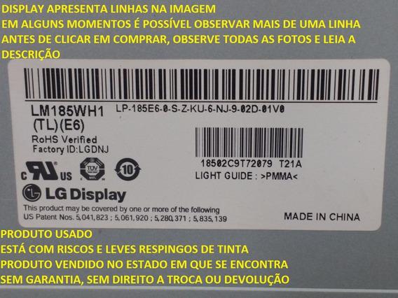 Linhas Imagem* Display Tela Lcd Lg W1943c Lm185wh1 (tl)(e6)