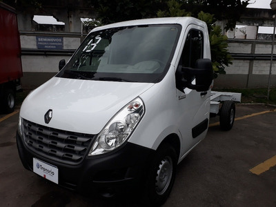 Renault Master Chassi 2014