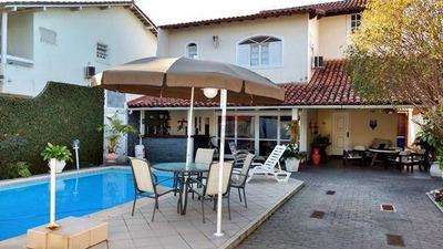 Casa Residencial À Venda, Barra Da Tijuca, Rio De Janeiro. - Ca0006