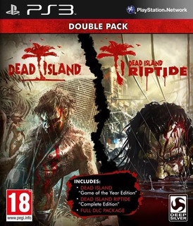 Dead Island Franchise Pack Ps3 (8gb) - No Codigo