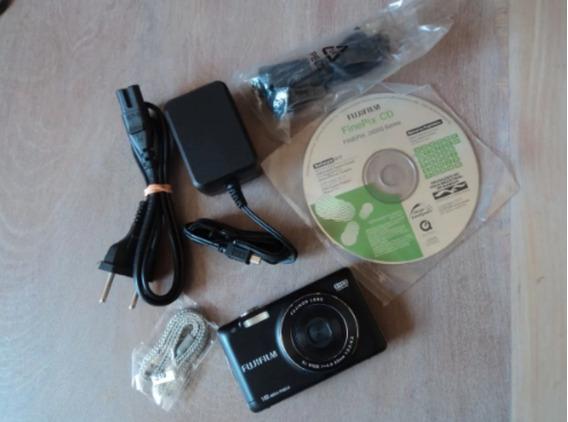 Camera Digital Fujifilm Finepix Jx580 16 Mp Nova