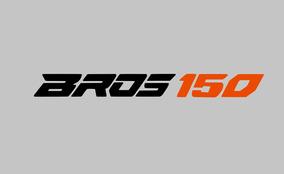 Adesivos Honda Bros 150 Bengalas