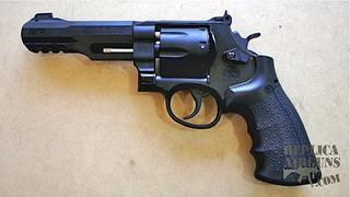 Pistola Revolver Smtith And Wesson A Gas - Envio Gratis
