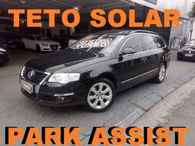 Volkswagen Passat Variant 2.0 Aut (dsg) Teto Solar E Park As