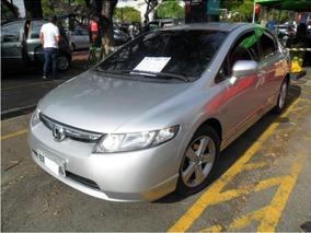 Honda Civic Lsx - 2008 Automático - Suspensão Nova