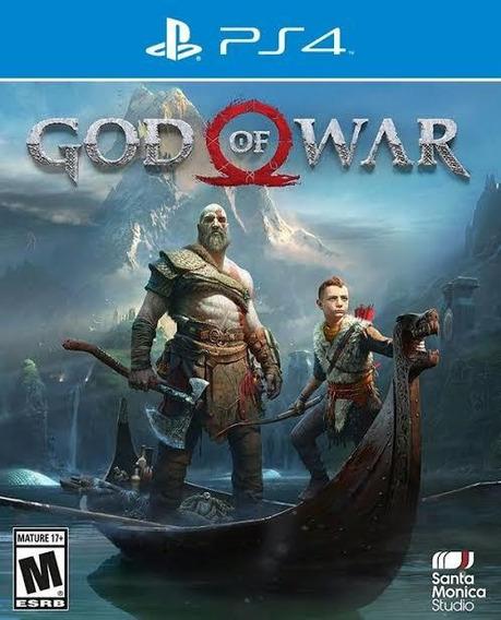 God Of War Ps4 Midia Digital Primária