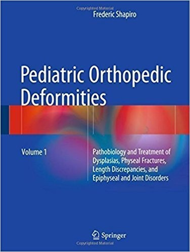 Pediatric Orthopedic Deformities .. Eb.