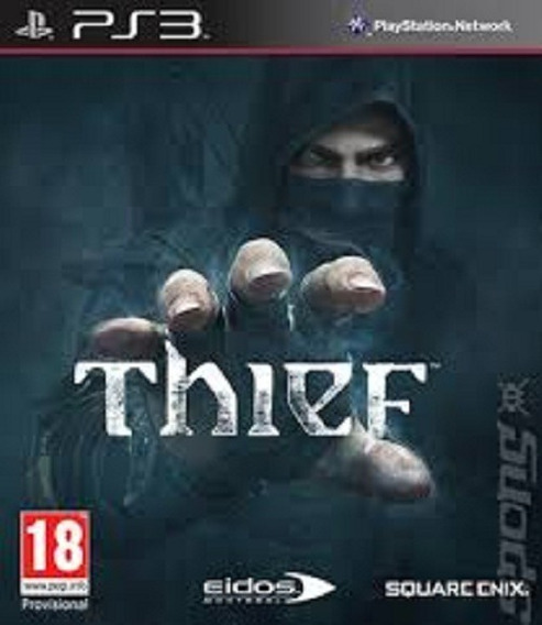 Jogo Thief - Ps3 - Psn - Original Em Midia Digital