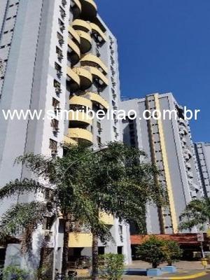 Vendo Apartamento No Edifício Porto Seguro. Agende Sua Visita (16) 3235 8388 - Ap02538 - 4264611