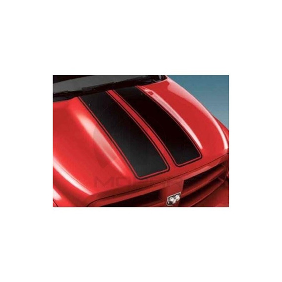 Kit De Apliques / Pegatinas Original Chrysler 82213131