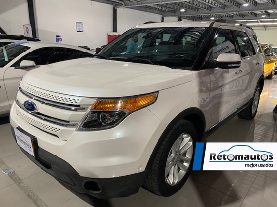 Ford Explorer Limited 4x4 Tp