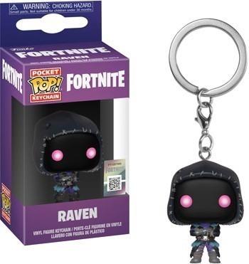 Funko Pop! Keychain: Fortnite - Raven - (35718)