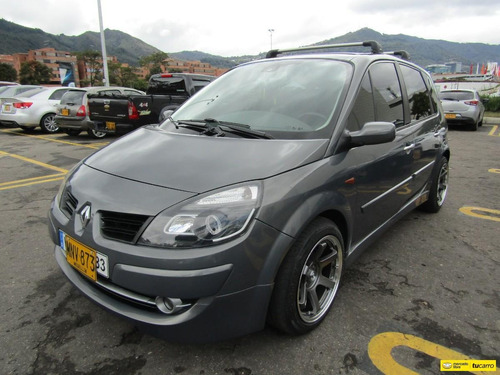 Renault Scenic Ii At 2000