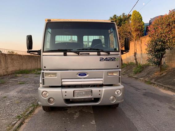 Ford Cargo 2422 Truck Carroceria