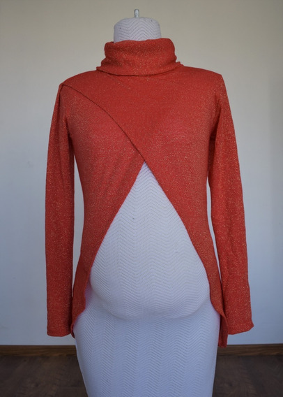 Suéter De Maternidad Y Lactancia