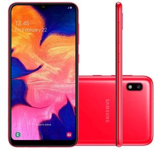 Smartphone Samsung Galaxy A10, 32gb, Tela 6.2