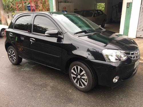 Toyota Etios 2016 Platinum 16 V, 4 Portas