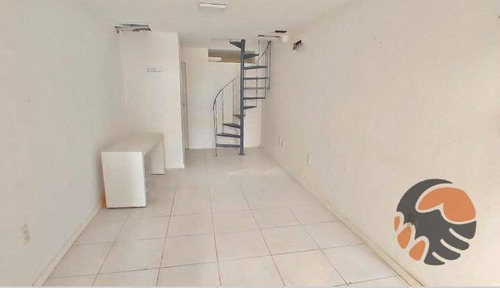 Imagem 1 de 9 de Loja Para Alugar, 40 M² - Centro - Guarapari/es - Lo0355