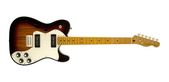 Guitarra Fender Telecaster Thinline Modern Player P-90 Maple
