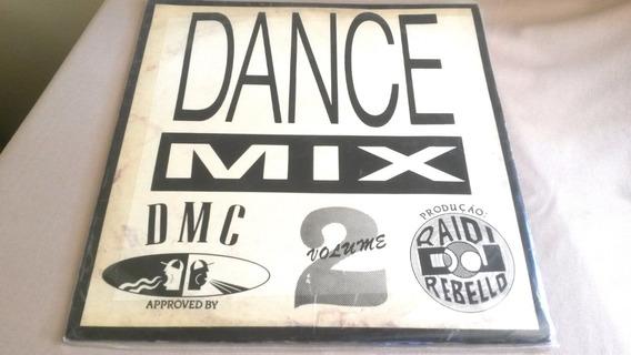 Lp Vinil Dance Mix (mega Mix - Lee Marrow)
