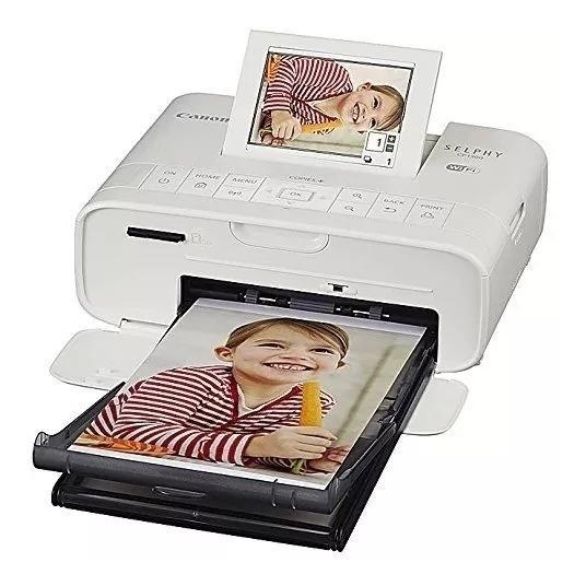 Impressora Fotográfica Sem Fio Canon Selphy Cp1300