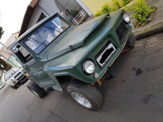 Pick Up Jeep F75 1968
