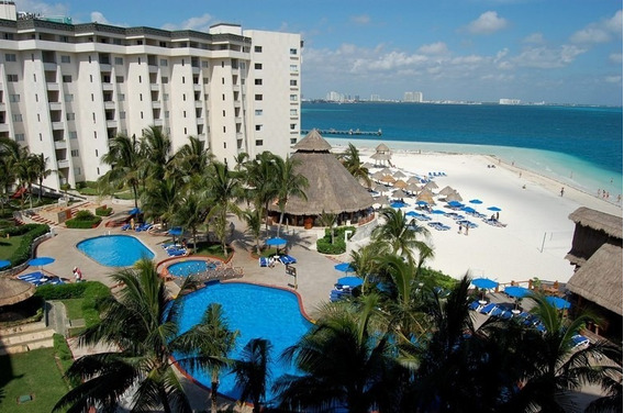 Tiempo Compartido En Cancun--la Mejor Playa - Super Promo