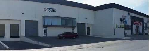 Bodega Renta Complejo Industrial Chihuahua