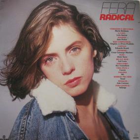 Fera Radical - Lp Trilha Sonora Novela Nacional Soml 1988