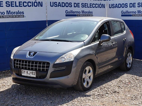 Peugeot 3008 Comfort 1.6 Mt 2012