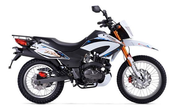 Tx 200 On-off 200cc Enduro Keeway Promo Efectivo!!