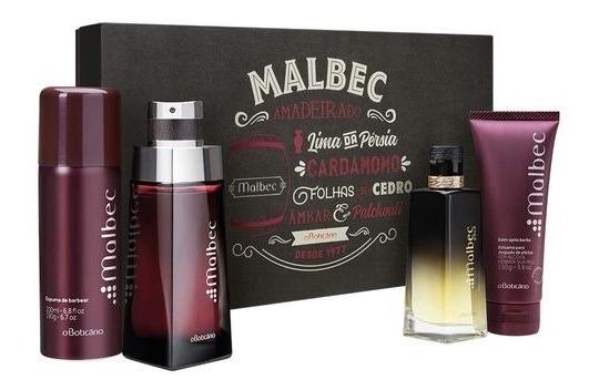 O Boticario Kit Malbec